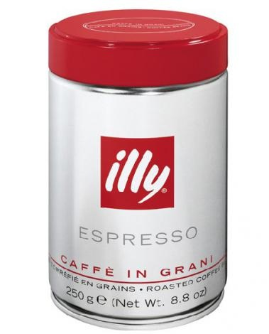 Illy Caffe  in grani  250g