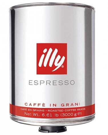 Illy Caffe  in grani  3 kg