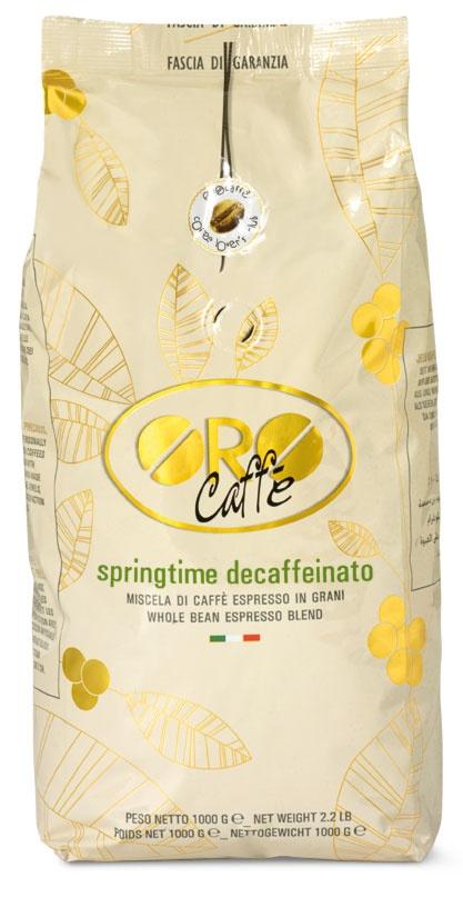 Oro Caffe Bezkofeinowa 1kg