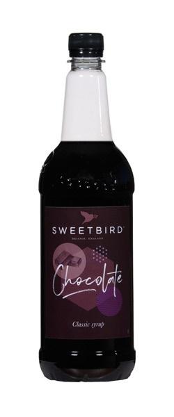 Syrop Sweetbird Czekoladowy