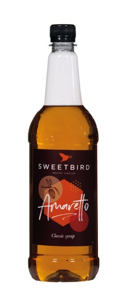 Syrop Sweetbird Amaretto