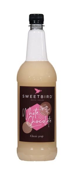 Syrop Sweetbird Biała Czekolada