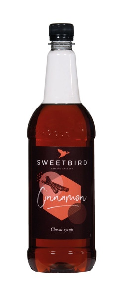 Syrop Sweetbird Cynamon