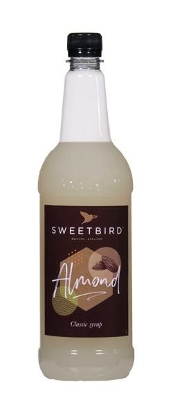Syrop Sweetbird Migdał
