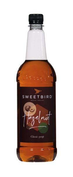 Syrop Sweetbird Orzech