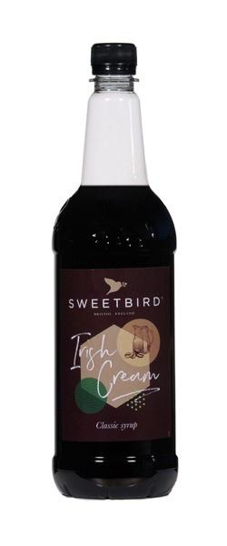 Syrop Sweetbird Irish Cream