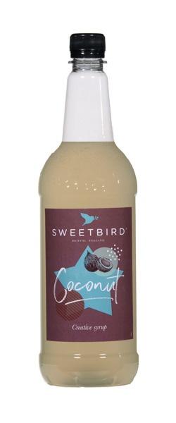Syrop Sweetbird Kokos