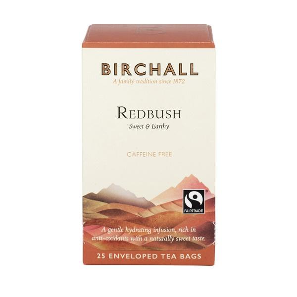 Herbata Birchall Redbush - rooibos, 25 kopert