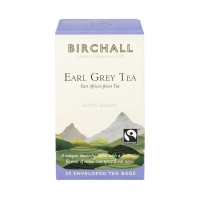 Herbata Birchall Virunga Earl Grey - czarna, 25 kopert