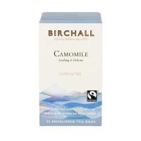 Herbata Birchall Camomile - ziołowa, 25 kopert
